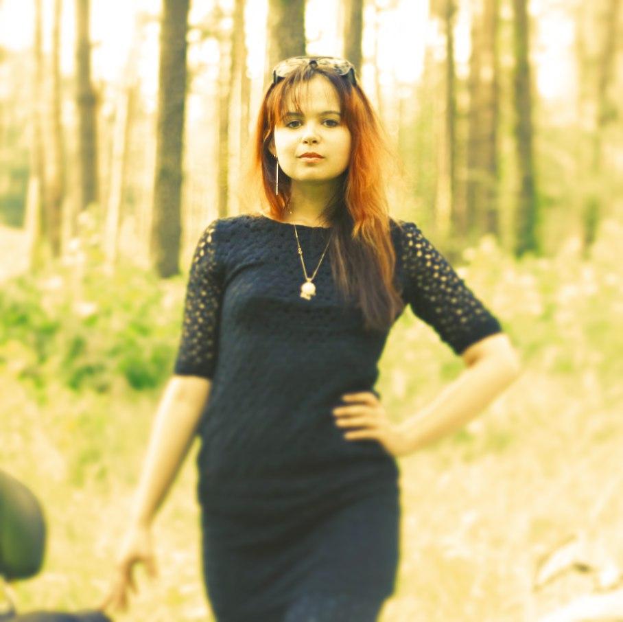 Festival director. Elena Maksimenko